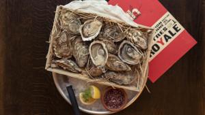 Brasserie Balzac_Ostron