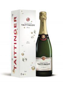 Champagne Taittinger Brut Reserve Étui Diamant