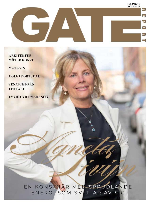 Gate Report senaste numret